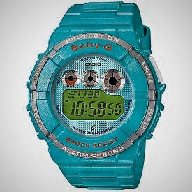 Reloj Casio Baby-G BGD-120P-2er