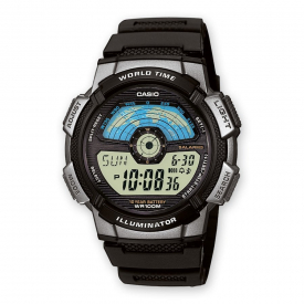 Reloj digital Casio AE-1100W-1AVEF