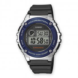 Reloj Casio W-216H-2AVEF