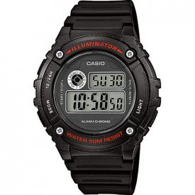 Reloj Casio W-216H-1AVEF