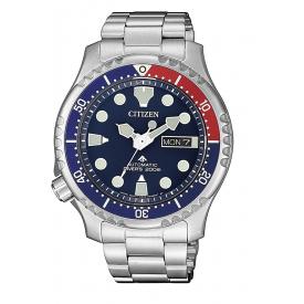 Reloj citizen automático   NY0086-83L