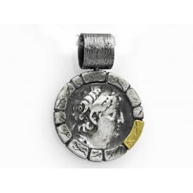 Colgante plata  Marina Garcia 9889COYB