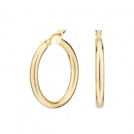 Hoops earrings  Itemporality  SEA-154ch