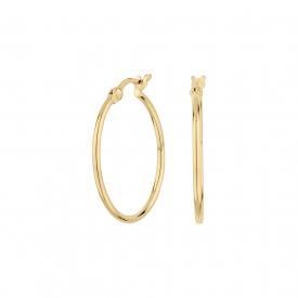 Hoops earrings  Itemporality  SEA-156ch