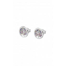 Lotus silver lp1890-4/1 earrings