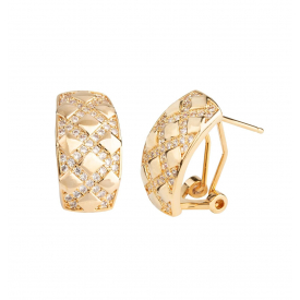 Vidal y vidal earrings G3058
