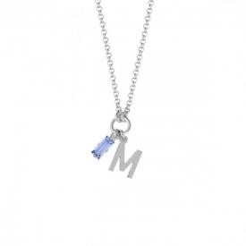 Necklace Victoria Cruz  A3774-MHG