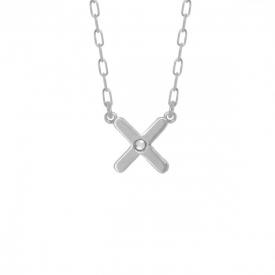 Necklace Victoria Cruz  A3819-07HG