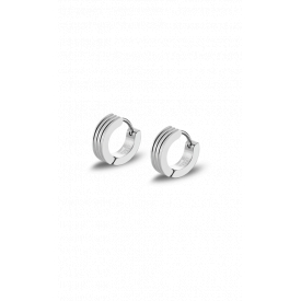 Hoops earrings Lotus style ls2154/4/1