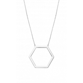 Necklace Lotus style ls1994/1/1