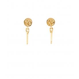 Pendientes Unode50  PEN0746ORO0000U earrings