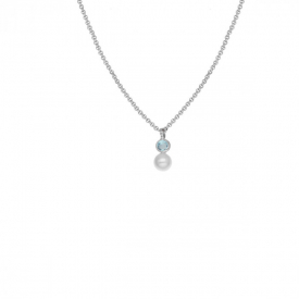 Necklace Victoria Cruz A3947-10HG
