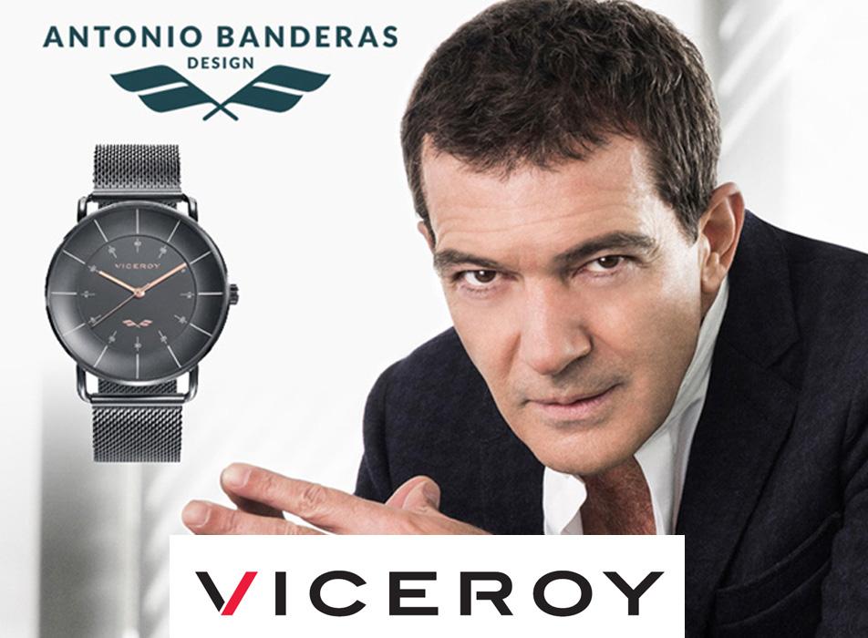 Relojes Viceroy by Antonio Banderas